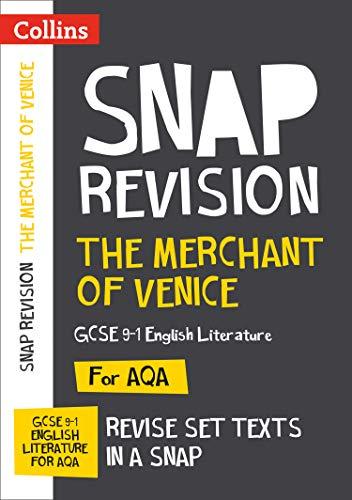 The Merchant of Venice: New Grade 9-1 GCSE English Literature AQA Text Guide By Collins GCSE