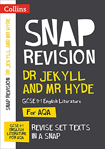 Dr Jekyll and Mr Hyde: New Grade 9-1 GCSE English Literature AQA Text Guide By Collins GCSE