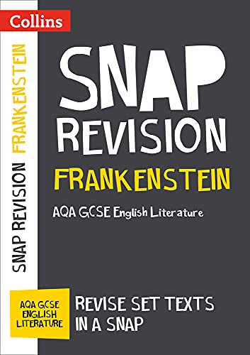 Frankenstein: New Grade 9-1 GCSE English Literature AQA Text Guide By Collins GCSE