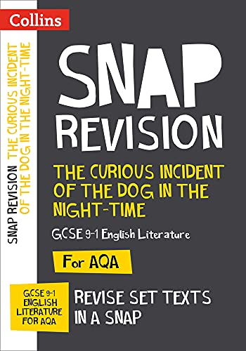 The Curious Incident of the Dog in the Night-time: AQA GCSE 9-1 English Literature Text Guide von Collins GCSE