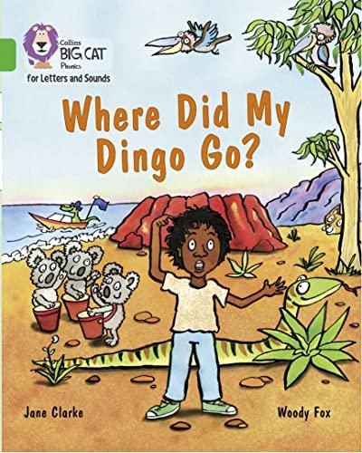 Where Did My Dingo Go? By Jane Clarke