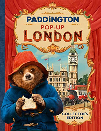 Paddington Pop-Up London: Movie tie-in von Not Available