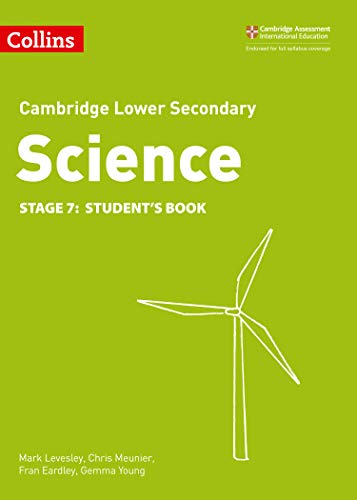 Lower Secondary Science Student's Book: Stage 7 von Mark Levesley
