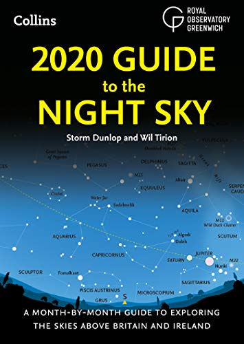 2020 Guide to the Night Sky By Storm Dunlop