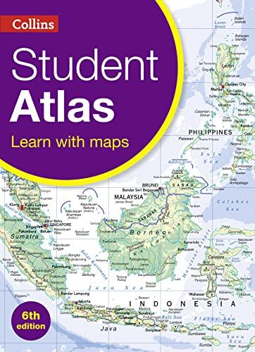 Collins Student Atlas von Collins Kids