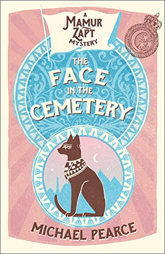 The Face in the Cemetery By Michael Pearce