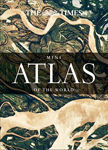 The Times Mini Atlas of the World (Times Atlases) By Times Atlases