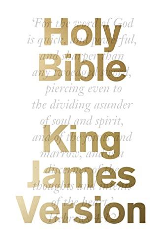 The Bible: King James Version (KJV) By Collins KJV Bibles