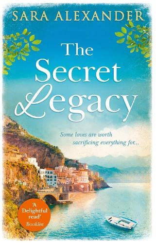 The Secret Legacy By Sara Alexander