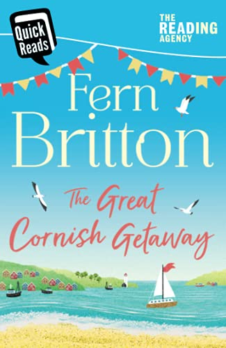 The Great Cornish Getaway (Quick Reads 2018) By Fern Britton
