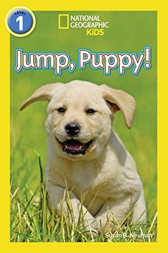 Jump, Pup! von Susan B. Neuman