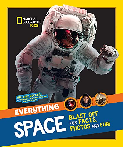 Everything: Space By National Geographic Kids