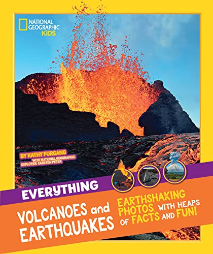 Everything: Volcanoes and Earthquakes von National Geographic Kids