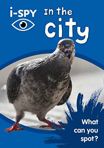 i-SPY In the City By i-SPY