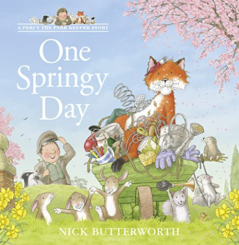 One Springy Day By Nick Butterworth