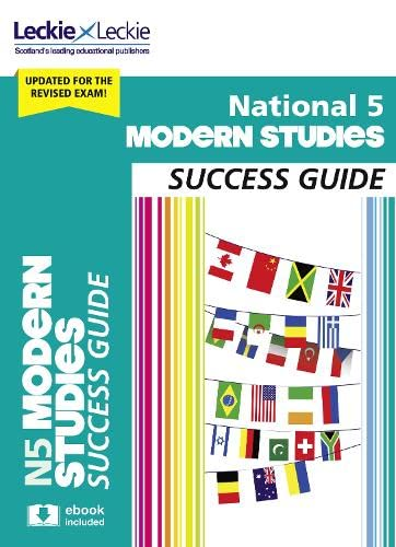 National 5 Modern Studies Revision Guide for New 2019 Exams By Patrick Carson