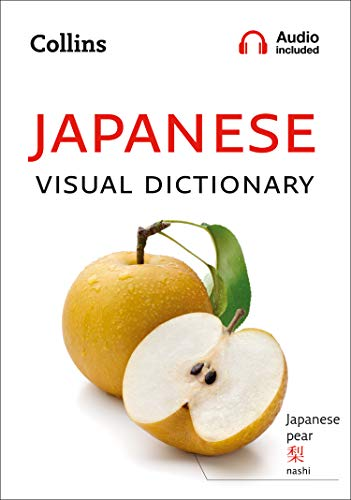 Japanese Visual Dictionary By Collins Dictionaries