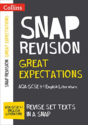 Great Expectations: New Grade 9-1 GCSE English Literature AQA Text Guide By Collins GCSE