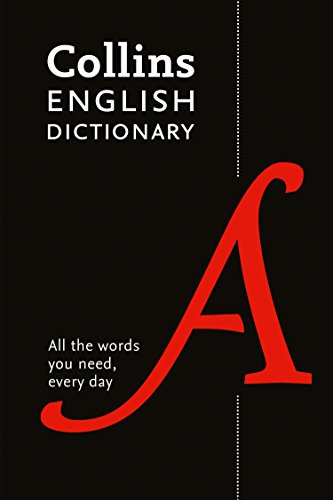 Collins English Dictionary Essential By Collins Dictionaries