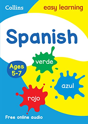Spanish Ages 5-7 von Collins Easy Learning