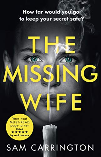 The Missing Wife By Sam Carrington