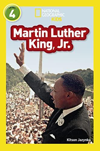 Martin Luther King, Jr By Kitson Jazynka