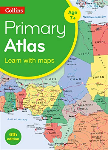 Collins Primary Atlas By Collins Kids