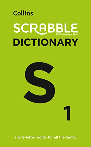SCRABBLE (R) Dictionary By Collins Dictionaries