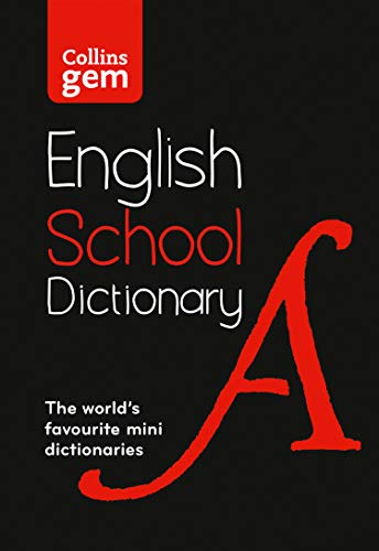 Gem School Dictionary By Collins Dictionaries