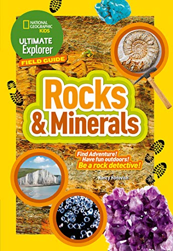 Ultimate Explorer Field Guides Rocks and Minerals von National Geographic Kids