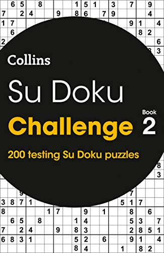 Su Doku Challenge book 2 By Collins