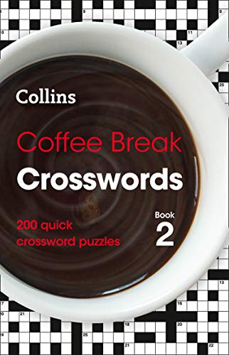 Coffee Break Crosswords Book 2 By Collins