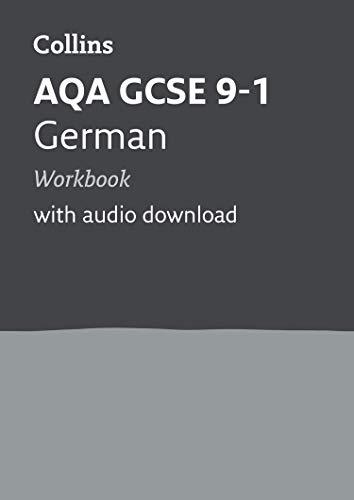 AQA GCSE 9-1 German Workbook By Collins GCSE