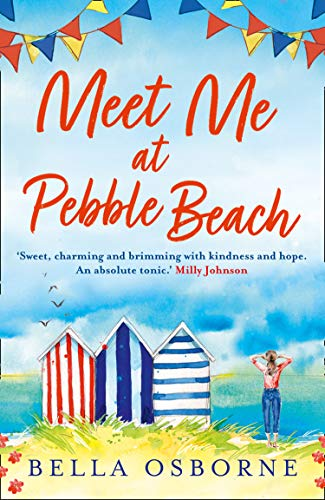Meet Me at Pebble Beach By Bella Osborne