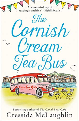 The Cornish Cream Tea Bus By Cressida McLaughlin