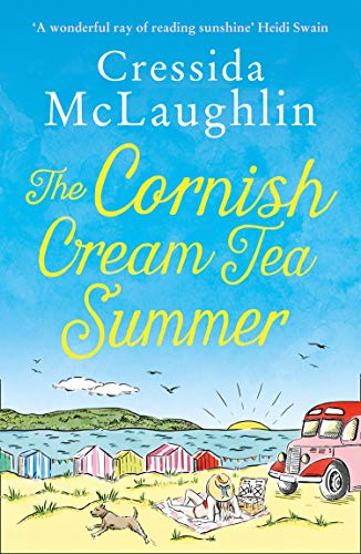 The Cornish Cream Tea Summer By Cressida McLaughlin