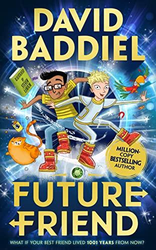 Future Friend By David Baddiel