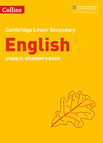 Lower Secondary English Student's Book: Stage 7 von Julia Burchell