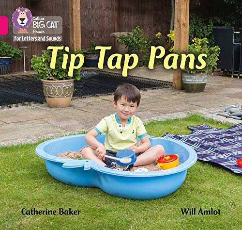 Tip Tap Pans By Catherine Baker