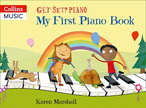 My First Piano Book By Karen Marshall