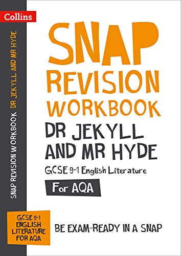 Dr Jekyll and Mr Hyde Workbook: New GCSE Grade 9-1 English Literature AQA By Collins GCSE