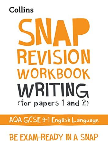 AQA GCSE 9-1 English Language Writing (Papers 1 & 2) Workbook By Collins GCSE