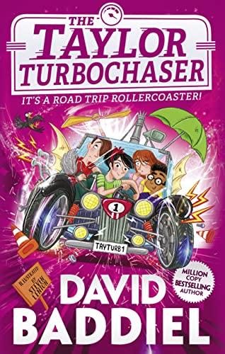 The Taylor TurboChaser By David Baddiel