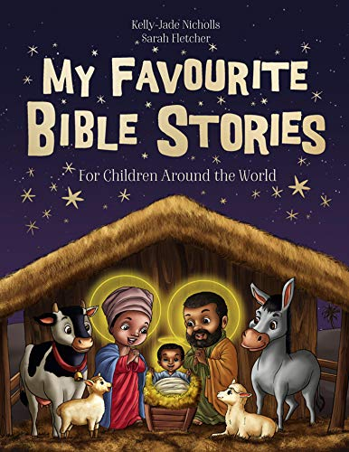 My Favourite Bible Stories By Kelly-Jade Nicholls