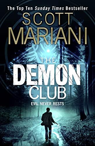 The Demon Club By Scott Mariani