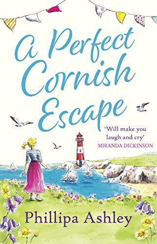 A Perfect Cornish Escape By Phillipa Ashley