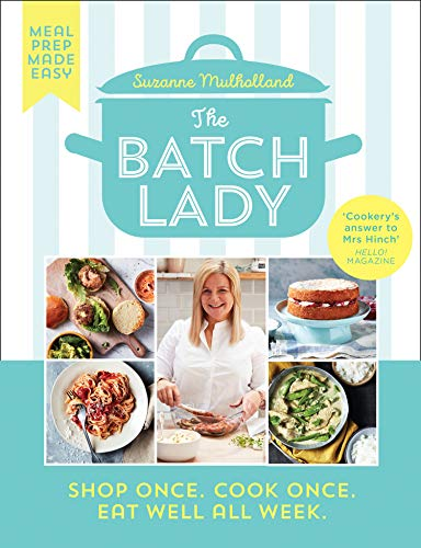 The Batch Lady By Suzanne Mulholland