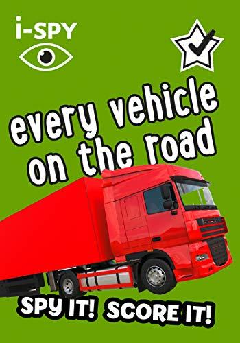 i-SPY Every vehicle on the road By i-SPY