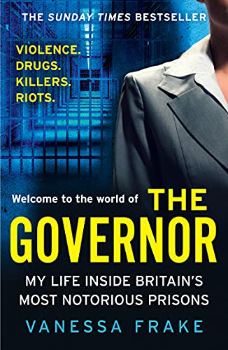 The Governor By Vanessa Frake