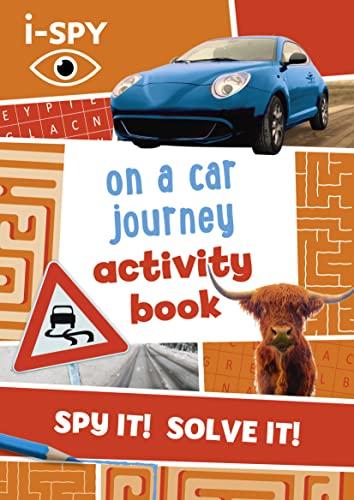 i-SPY On a Car Journey Activity Book By i-SPY